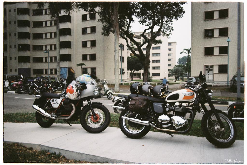 The Distinguished Gentleman's Ride 2015-2