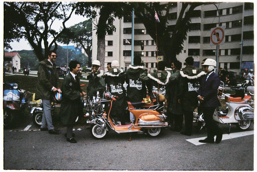 The Distinguished Gentleman's Ride 2015-21