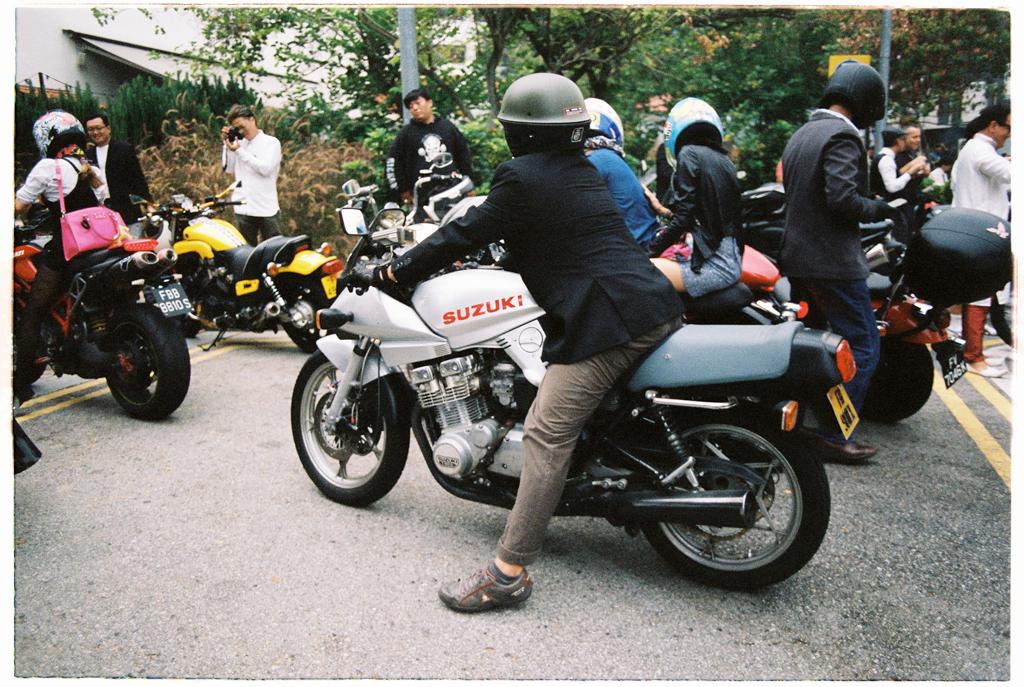 The Distinguished Gentleman's Ride 2015-47